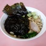 【ふっつ生のりフェア開催中】中華料理 雲龍さんの「生のりラーメン」