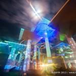 富津岬が異次元世界に!?アートとダンスミュージックの祭典「Re:birth Festival 2014」5/24-25開催
