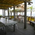 新舞子海岸のオシャレな海の家「錦海亭」オープンテラスで夏を満喫!