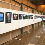 姉妹都市カールスバッドへ寄贈写真20枚/初見 勝さん展示会3月13日まで
