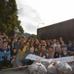 2月7日開催・鋸山清掃ボランティアツアーのレポート