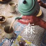 Cafe GROVE+松本佳奈「森のライブ」6/7(日) 開催!