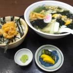 富津公園前の漁師料理「志のざき」