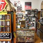 コレクターにはたまらない!Zippo正規販売店「ジッポーパーク」